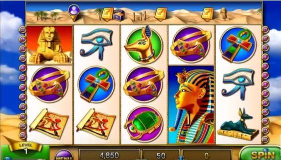 Slots – Pharaoh' Fire